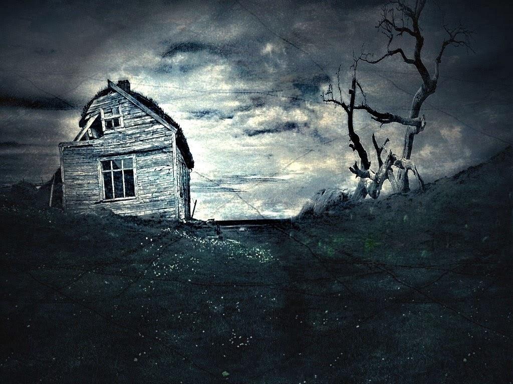 De longe avistamos uma casa, sem muito recurso e escolha nos aproximamos a fim de encontrar alguém para nos receber. Ao chegar notamos que se tratava de uma espécie de Albergue, velho e abandonado