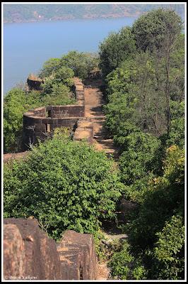 Gopalgad fort wall