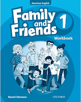 Family and Friends 1 - Work Book