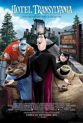 Hotel Transylvania 2012 Dual Audio Hindi 720p BluRay 750MB