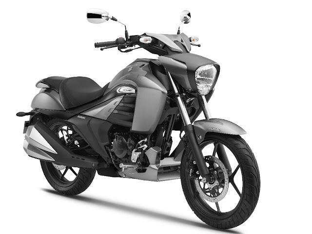 New Suzuki Intruder 150 cruiser motorcycle