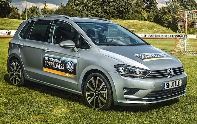 Seleção de Futebol Alemã troca Mercedes por Volkswagen
