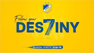 Εισιτήρια διαρκείας 2018/2019 (LEGEND - ΜΟΝΟ ΑΠΟΕΛ)