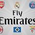 Emirates tem a maior presença no futebol europeu