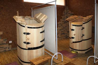 Resultado de imagen para sauna personal ruso terapias