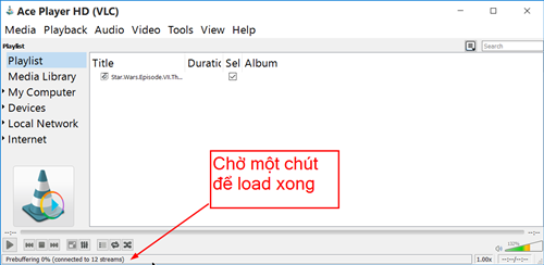 Cách xem phim trực tuyến với file torrent-3