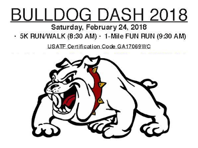 Bulldog Dash 5K