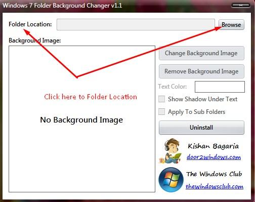 How To Change the Folder Background | Folder ব্যাকগ্রাউন্ড চেন্জ করুন নিজেই 3