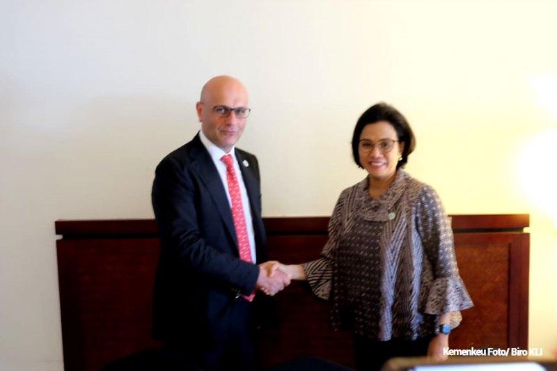 Indonesia Dukung Georgia Jadi Tuan Rumah ADB Annual Meetings Tahun 2021