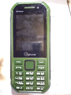 Gphone GP15icon 6531A Firmware 100% Tested