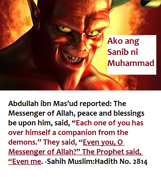 ALLAH OF ISLAM IS SATAN