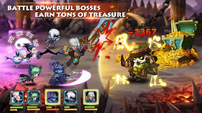 Download Soul Hunters v2.4.41 APK MOD Unlimited Money