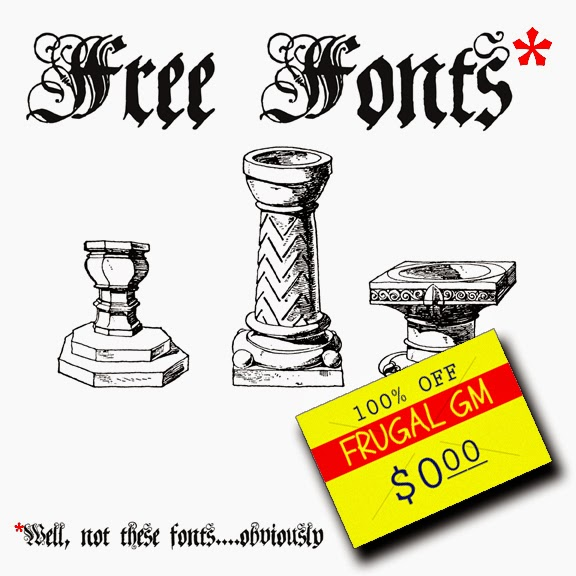 Free Lord of the Rings fonts by Pete Klassen