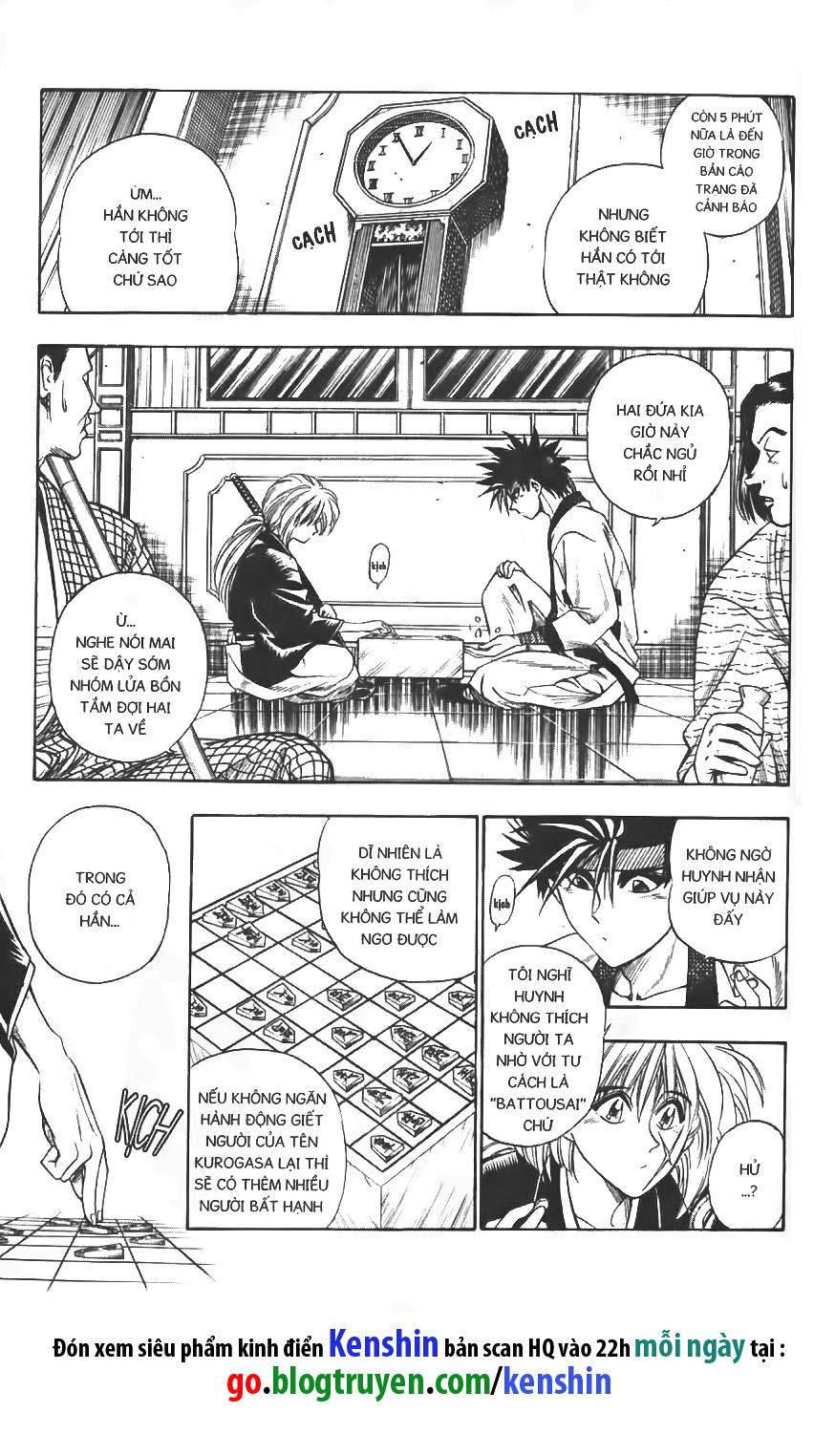 Rurouni Kenshin chap 9 trang 16