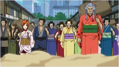 ไซโกะกับพิราโกะยกพวกไปยังร้านของโอโทเซะ