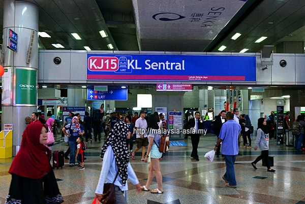 KL Central Transportation Hub