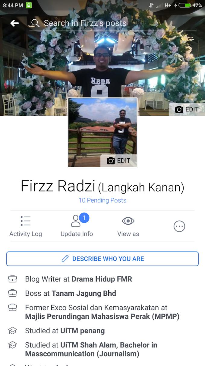 Unfriend di Facebook?