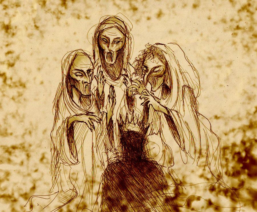 macbeth three witches - photo #21