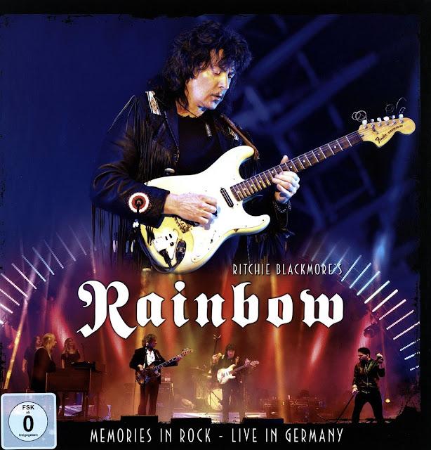 Resultado de imagen de Ritchie Blackmore's Rainbow