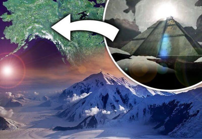 Piramid Alaska