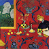 "Kırmızı Oda ""The Red Room"" - Matisse"