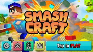 Smash Craft Apk v1.1.0 (Mod Money)
