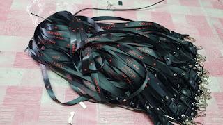 Pusat pembuatan tali lanyard berkualitas