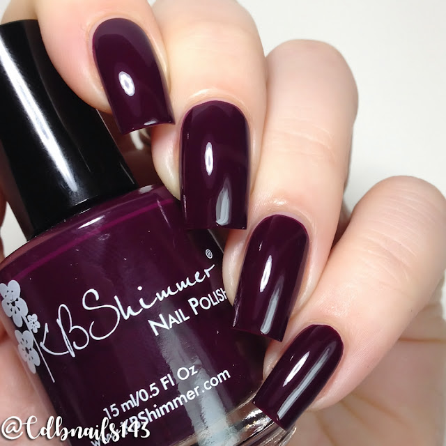 KBShimmer-Let's Fang Out