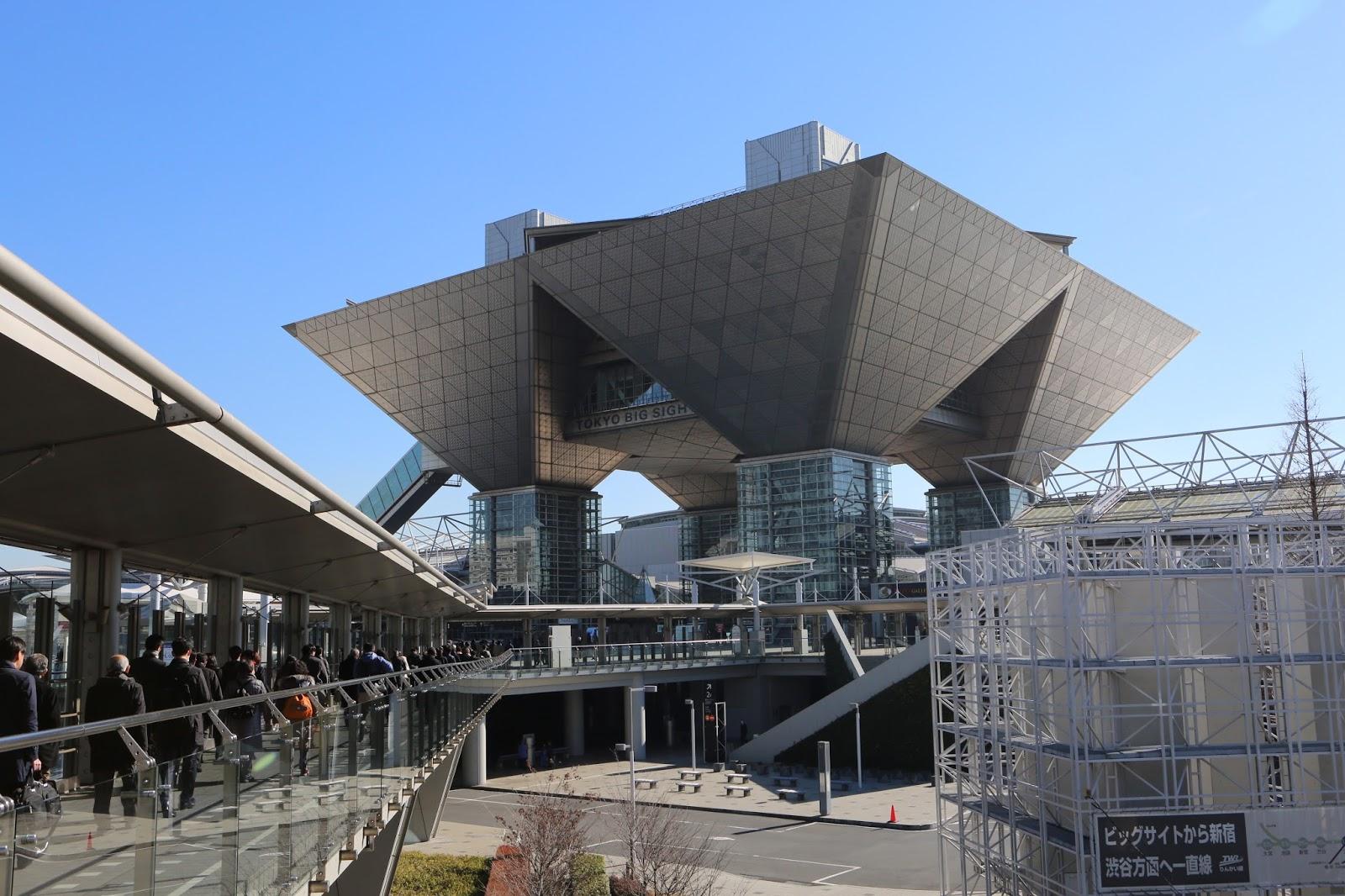 完成予定は19年6月】東京国際展...