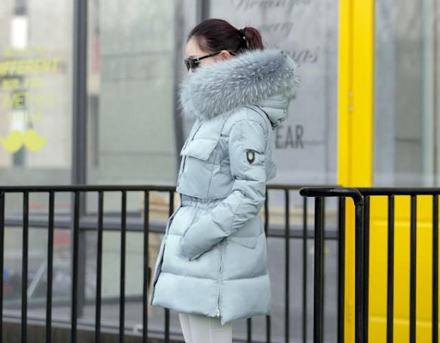 Nên mua áo lông vũ đẹp ở đâu Hà Nội