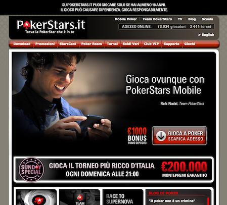 Codice bonus casino campione