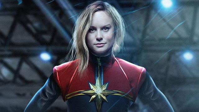 """Comienza el rodaje de """"Captain Marvel"""", protagonizada por Brie Larson"""