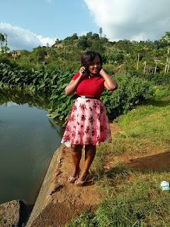 Sarah Wangari from Kirinyaga. PHOTO | Courtesy