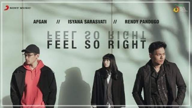 Project AIR - Feel So Right dan Artinya