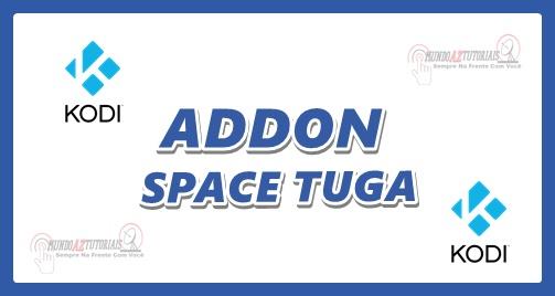 Como instalar o addon Space Tuga - 08/03/2017