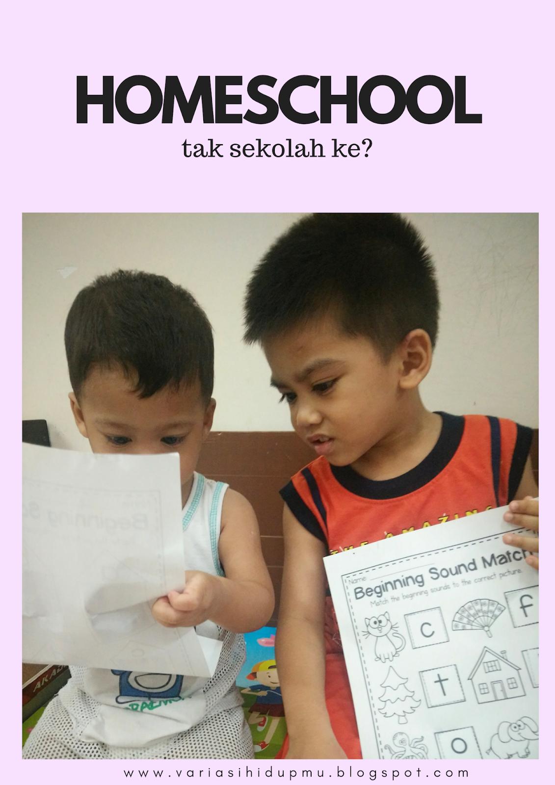 homeschool di malaysia