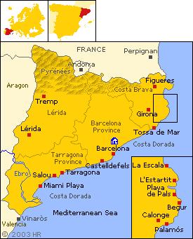 A Espanha e o Separatismo na Catalunha