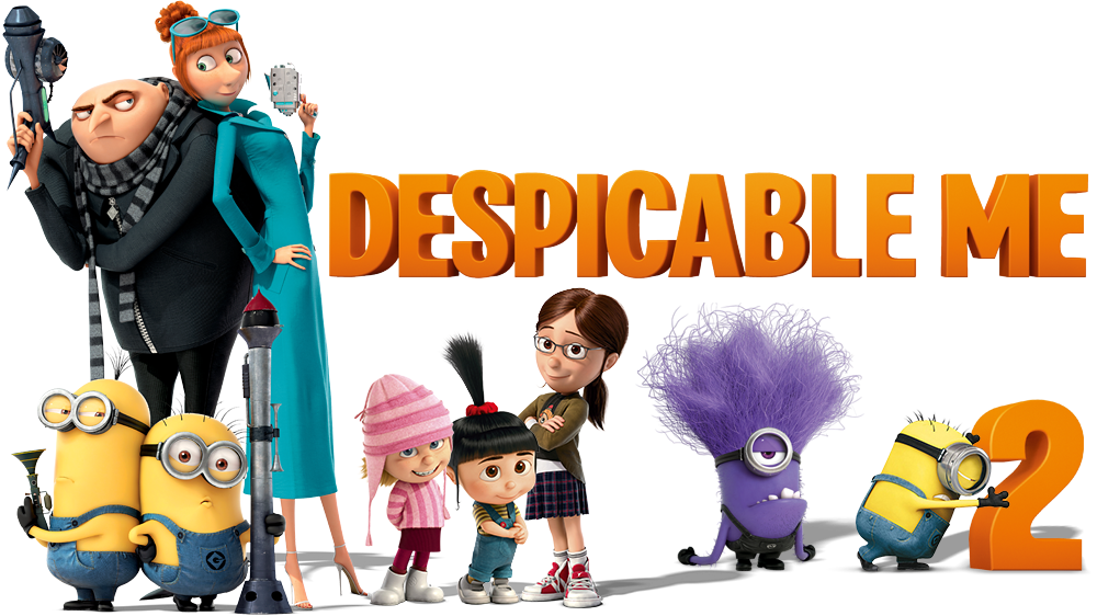 DESPICABLE ME 2 TAMIL DUBBED HD