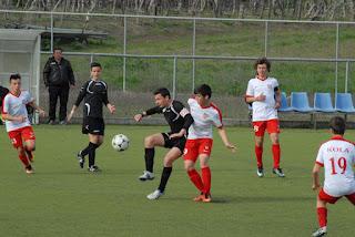 PLAY ZONE - ΟLYMPIAN F.C. 0 - 1