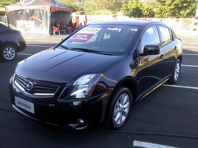Avaliação: Nissan Sentra (SR e Unique)