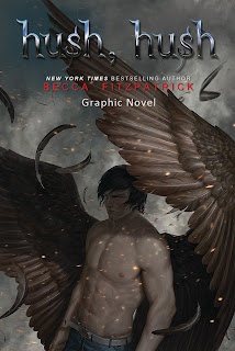 (PROMO) Hush, Hush: The Graphic Novel