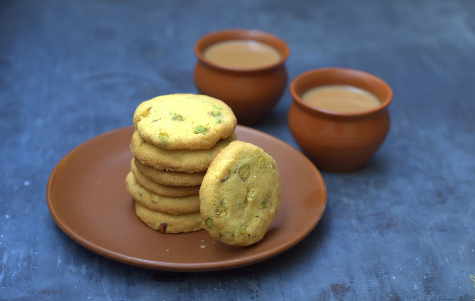 Cakes & More Easy Eggless Butter Cookies with 20 Atta