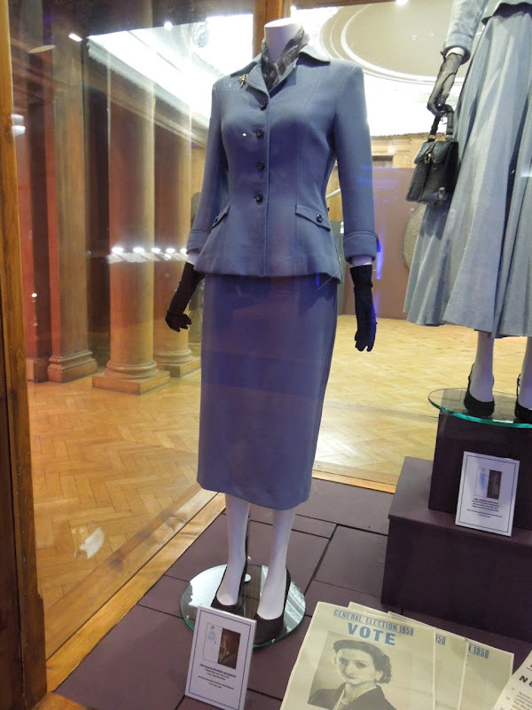 1959 Houses Parliament costume The Iron Lady