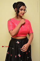 Telugu Actress Mahi Stills at Box Movie Audio Launch  0030.JPG