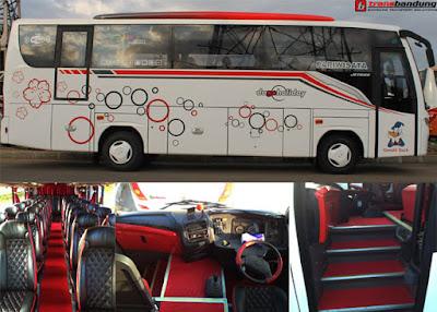 Bus Medium 35 Seat Trans Bandung - Dago Holiday