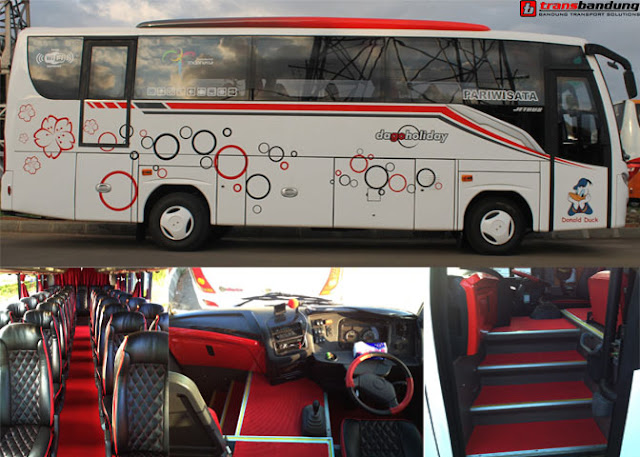 Bus Medium 35 Seat Trans Bandung - Dago Holiday