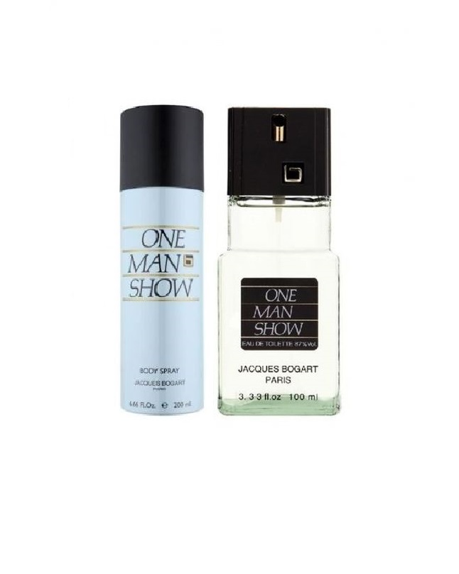 Pack Of 2 - One Man Show Body Spray And Perfume 300 ml