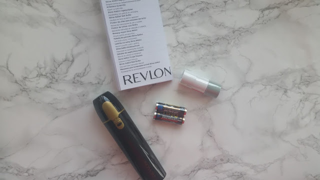 revlon nail buffer review