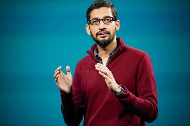 Sundar Pichai,Google's CEO Slams Donald Trump's Immigration Order