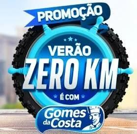 Cadastrar Promoção Verão ZERO KM Gomes da Costa 20 Motos